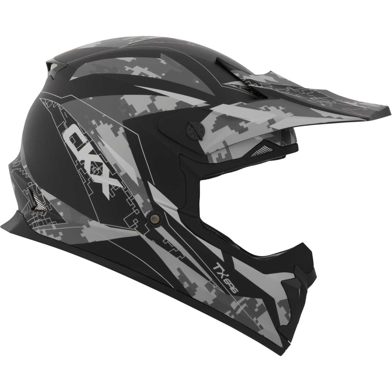 CKX Glitch TX696 Off-Road Helmet