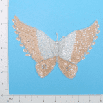 Expo Int'l Elegant Butterfly Sequin Applique