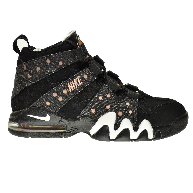 reputable site e843c e4305 Nike - Nike Air Max2 CB  94 Men s Shoes Black White-Metallic Red Bronze  305440-004 (7.5 D(M) US) - Walmart.com
