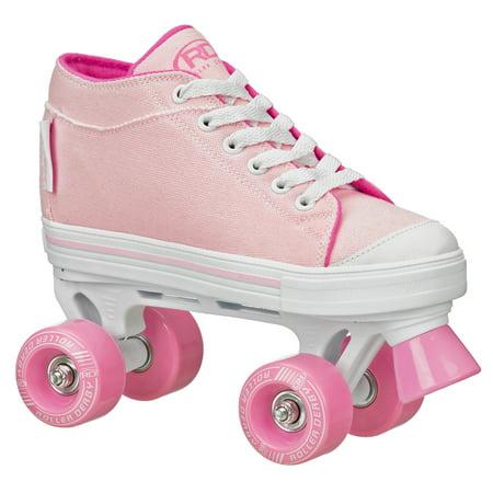 Halloween Roller Derby Girl (Roller Derby FireStar Girls Quad Roller)