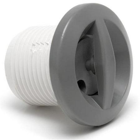 Waterway Plastics 212-8407 1.5 in. in. Front Access Cluster Pulsator, Gray