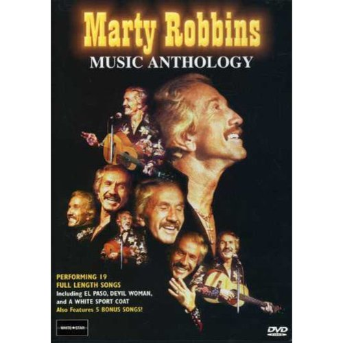 Marty Robbins: Music Anthology