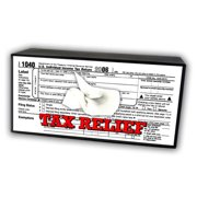 Caravelle TC-1011 Tax Relief Tissue Box Cover