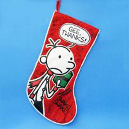 Pack of 6 Red Diary of a Wimpy Kid