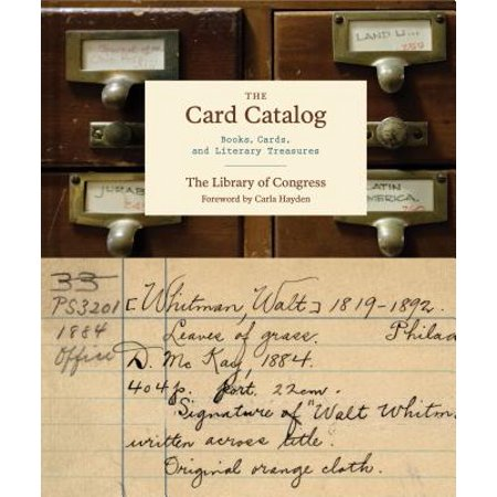 Card Catalog Cabinet - The Card Catalog : Books, Cards, and Literary Treasures