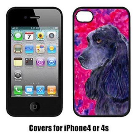 Carolines Treasures SS8659IP4 Cocker Spaniel Iphone4 Cover - image 1 of 1