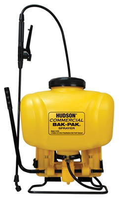 Hudson, H D Mfg Co 4GAL BakPak Sprayer by Sprayers