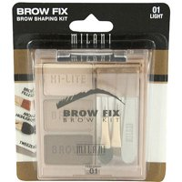 Milani Brow Fix Kit, Light