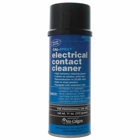 Nu-Calgon 4082-03 Electrical Contact Cleaner Aerosol Can