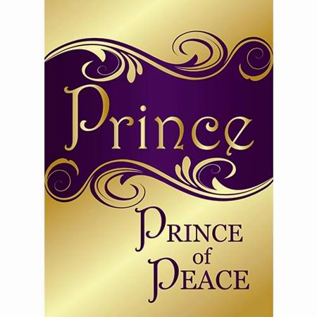 Banner-Christmas-Prince Of Peace (2' x 3') (Indoor)