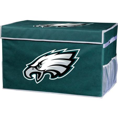 Franklin Sports NFL Philadelphia Eagles Collapsible Storage Footlocker Bins - Small - Philadelphia Eagles Store