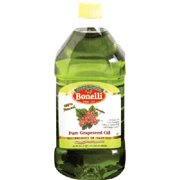 Pure Grapeseed Oil (Bonelli) (68 Fl OZ) 2 LITERS