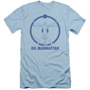 Watchmen Dr Manhattan Mens Slim Fit Shirt