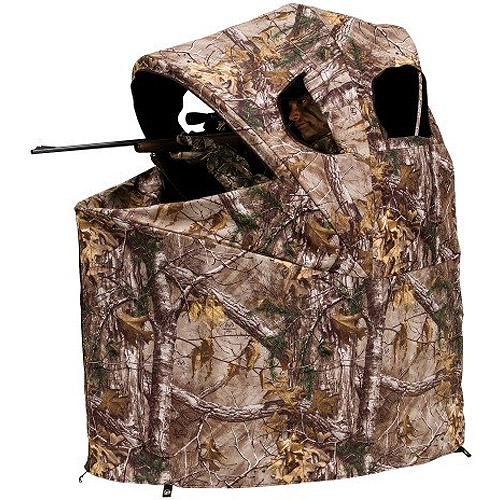 Ameristep Tent Chair Blind, Realtree Xtra