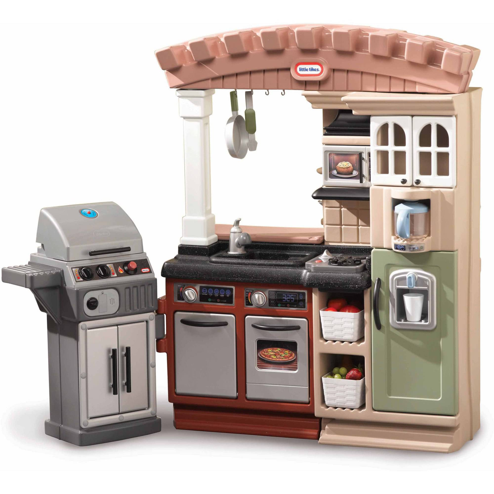 fast track*** grillin' grand kitchen - walmart