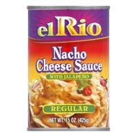 El Rio Nacho Cheese Sauce, 15 OZ  (Pack of 12)