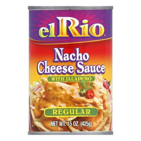 El Rio Nacho Cheese Sauce, 15 OZ  (Pack of 12)