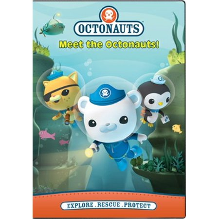 OCTONAUTS-MEET THE OCTONAUTS (DVD/WITH PUZZLE) (DVD)