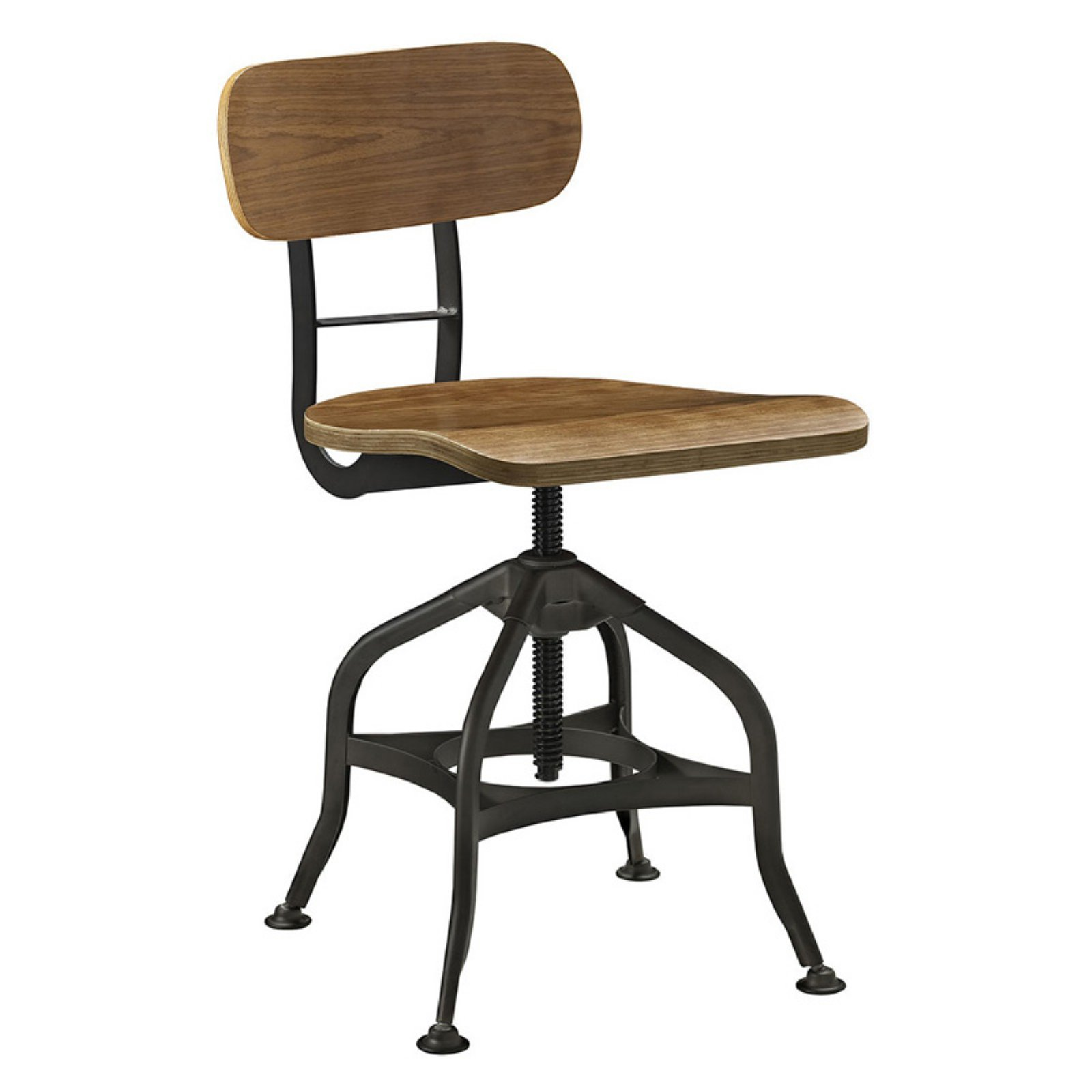 Modway Mark Adjustable Height Bar Stool