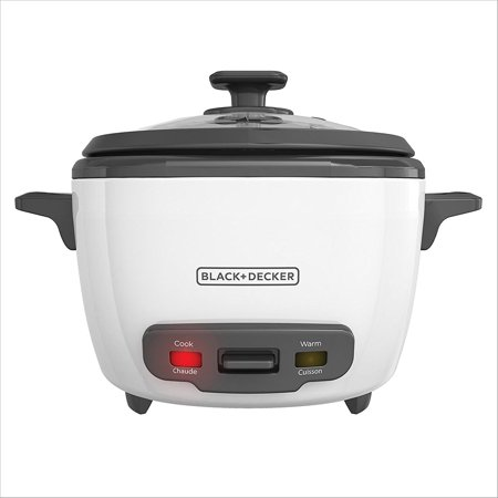 16-Cup Rice Cooker (Black Decker Rice Cooker 3 Cup)