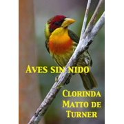 Aves sin nido - eBook