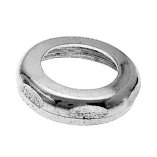 Westbrass D425-12 1.5 in. Brass Slip Joint Nut - Oil Rubbed Bronze