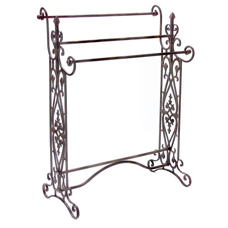Wonderful Styled Fancy Quilt/Towel Rack