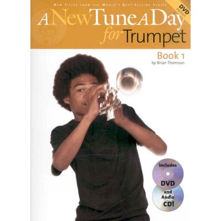 A New Tune a Day for Trumpet: Book 1 by