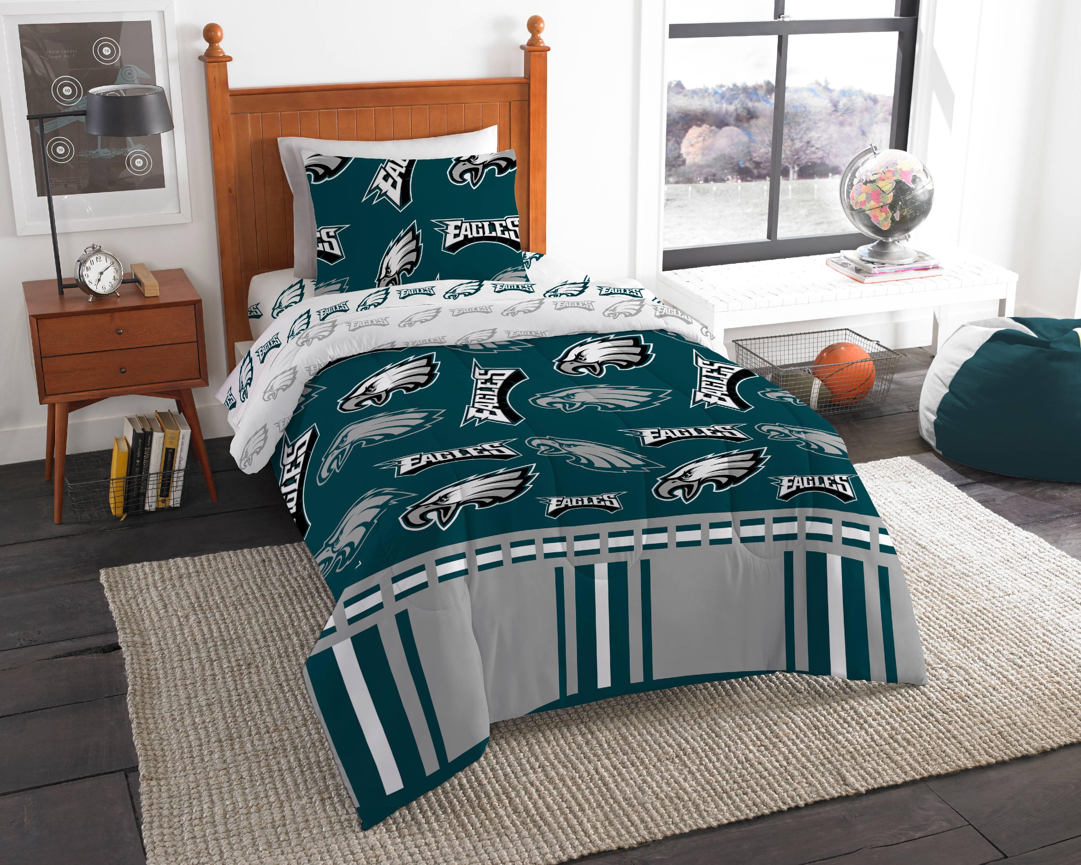 huge discount 1e64b d6b7b Philadelphia Eagles Bed In Bag Set