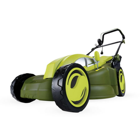 Sun Joe MJ403E Electric Lawn Mower + Mulcher | 17 inch | 13 Amp |