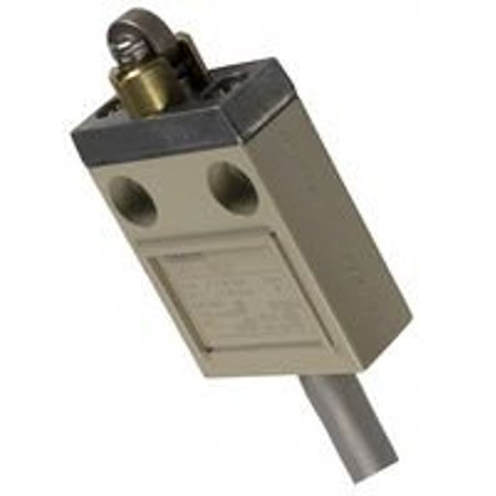 OMRON INDUSTRIAL AUTOMATION D4C-1302 LIMIT SWITCH, ROLLER PLUNGER, SPDT - Limit Switch Roller