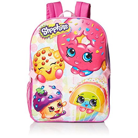Backpack - Shopkins - w/Lunch Bag New 413377 (Buy Shopkins)