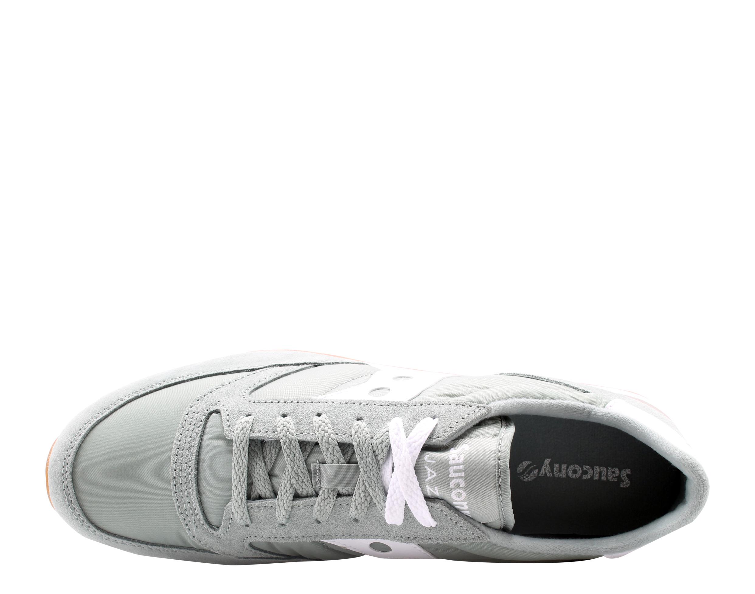 Saucony Jazz Original Green/White Men's Running Shoes S2044-436