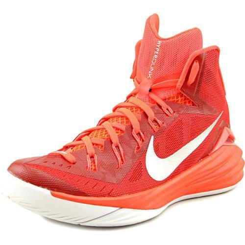 51204c3b14f2 norway nike hyperdunk 2014 tb men us 12 red basketball shoe uk 11.5 eu 47  fc86f