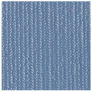 Kittrich 05F-127504-06 12 in. x 5 ft. Grip Non-Adhesive Country Blue Liner Pack of 6