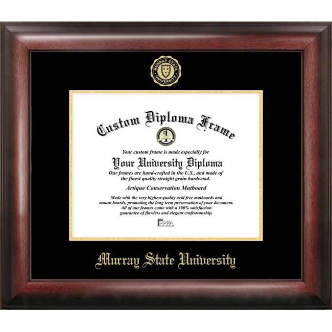 Campus Images KY984GED Murray State University Gold Embossed Diploma Frame