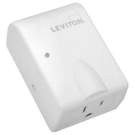 Leviton UPB Plug-In Appliance Module, 15A (60A00-1)