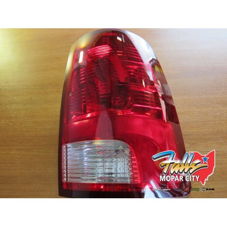 09-15 Dodge Ram 1500 2500 Rear Passenger Side Tail Light and Assembly MOPAR OEM
