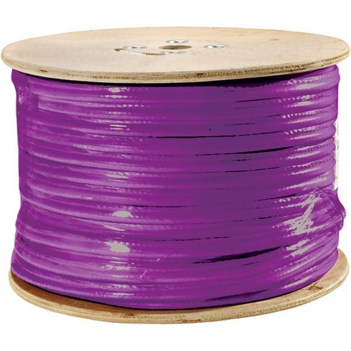 Install Bay PWPL16500 Primary Wire 16 Gauge - Purple (500 Feet) Multi-Colored