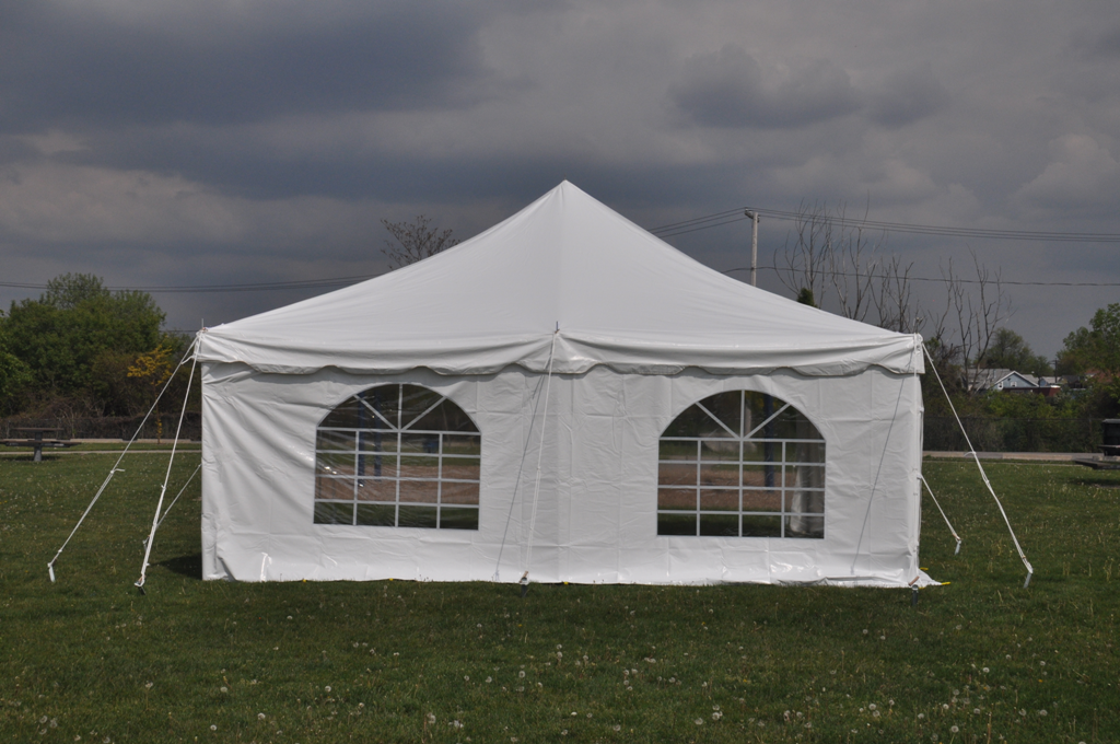 Party Tents Direct 20x20 White Outdoor Pole Tent Side Walls ONLY  sc 1 st  Walmart & Party Tents Direct 20x20 White Outdoor Pole Tent Side Walls ONLY ...