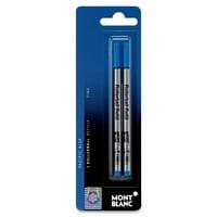 Montblanc, MNB107882, Rollerball Pen Refills, 2 / Pack