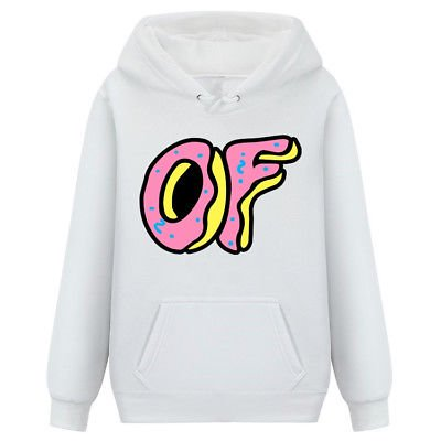 63d598ce018d Dripping OFWGKTA Odd Future DOUGHNUT Of Tyler The Creator HOODIE Wolf Gang