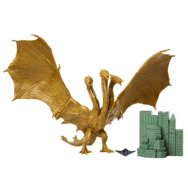 "Godzilla King of Monsters: Battle Pack Featuring 6"" King Ghidorah Action Figure - Child"