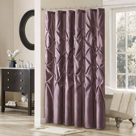 Home Essence Piedmont Tufted Faux Silk Shower