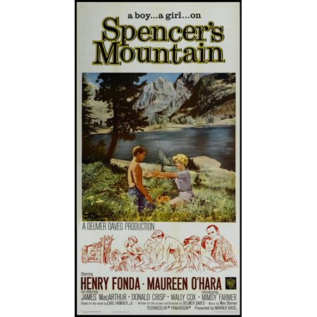 Spencer's Mountain POSTER Movie - Spencer's Halloween T Shirts