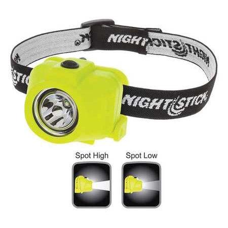 Intrinsically Safe Headlamp, LED BAYCO Intrinsically Safe Switches