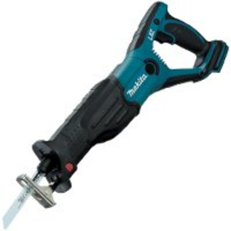 Saw Recip Crdlss 18V Li-Ion Makita Cordless Reciprocating Saw BJR181Z