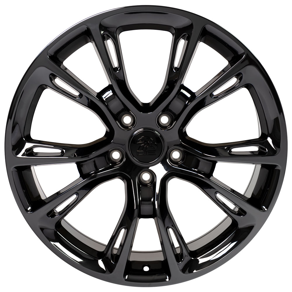 Oe Wheels 20 Inch Fits Chrysler Pacifica Dodge Durango Journey Jeep