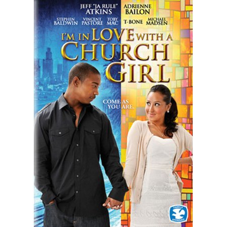 I'm in Love with a Church Girl (DVD) (Love Others As Christ Loved The Church)