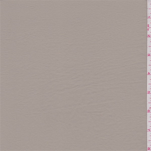 Sandy Beige Georgette, Fabric By the Yard